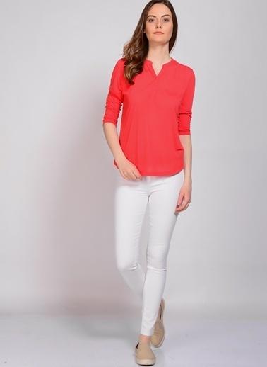 Fresh Company Tişört Kırmızı